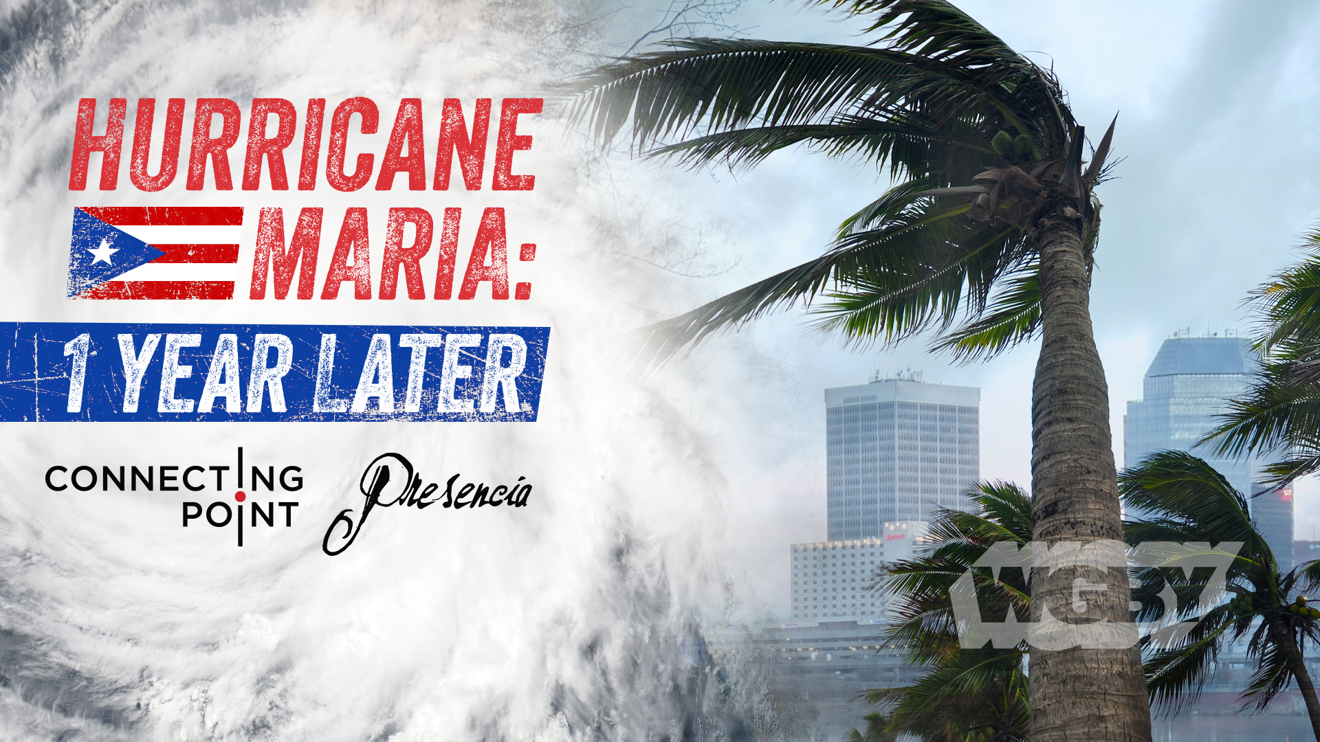 This Connecting Point/Presencia special reports revisits western New England's Puerto Rican families and evacuees since Hurricane Maria.