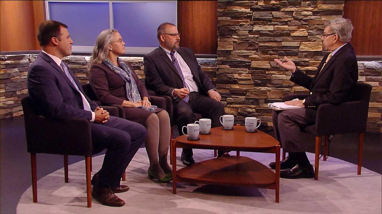 Three western Massachusetts Mayors share their visions for their respective cities and discuss the challenges they face when governing.