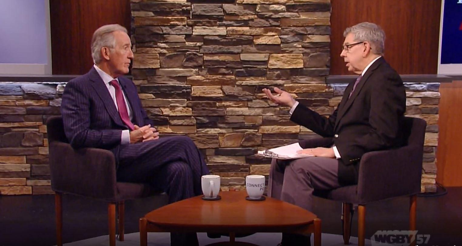 Mass. Rep. Richard Neal discusses his new role as the Chair of the US House Ways & Means Committee and if he plans to request President Trump's tax returns.
