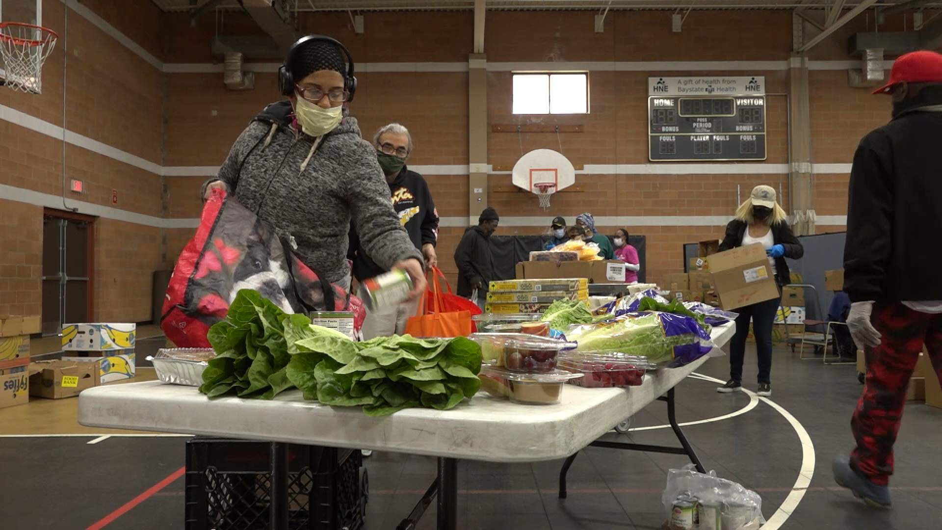 In response to increasing food insecurity due to the coronavirus, MLK Jr. Family Center launched a food delivery service to help the most vulnerable.