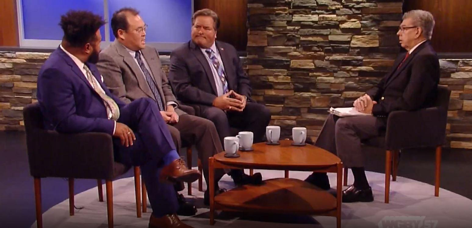 Political Consulants Tony Cignoli & Ryan McCollum and WNEU History Professor John Baick analyze the third Democratic Primary Debate.