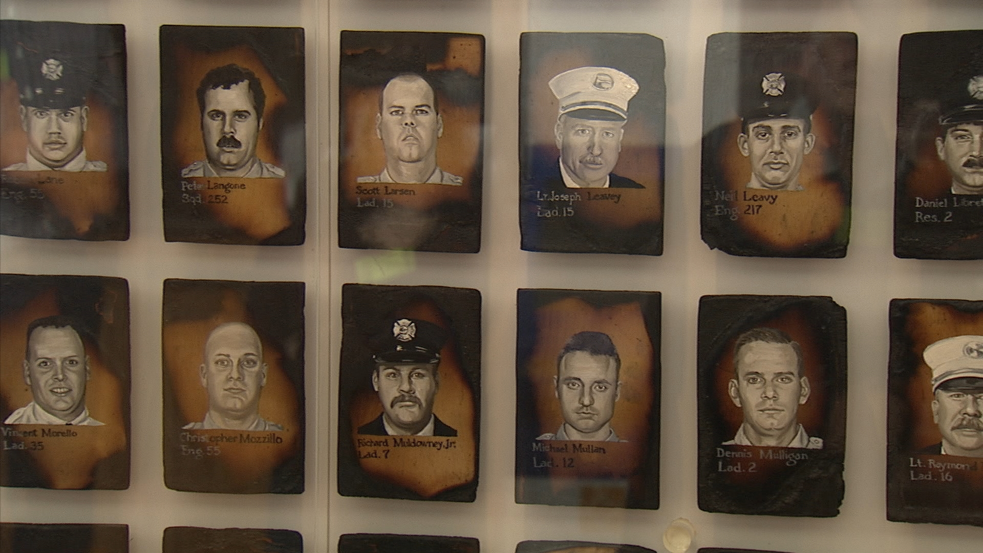 "The ""Better Angels: Firefighters of 9/11"" tribute exhibit on display at Springfield Museums"