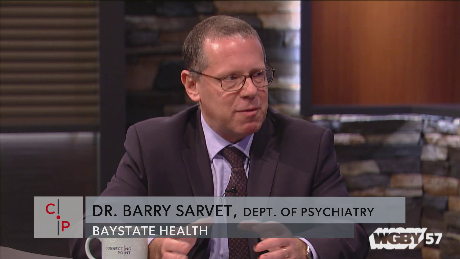 Carolee McGrath sat down with Dr. Barry Sarvet, chair of the Psychiatry Department at Baystate Health, to hear his take on mental health when it comes to preventing mass shootings.