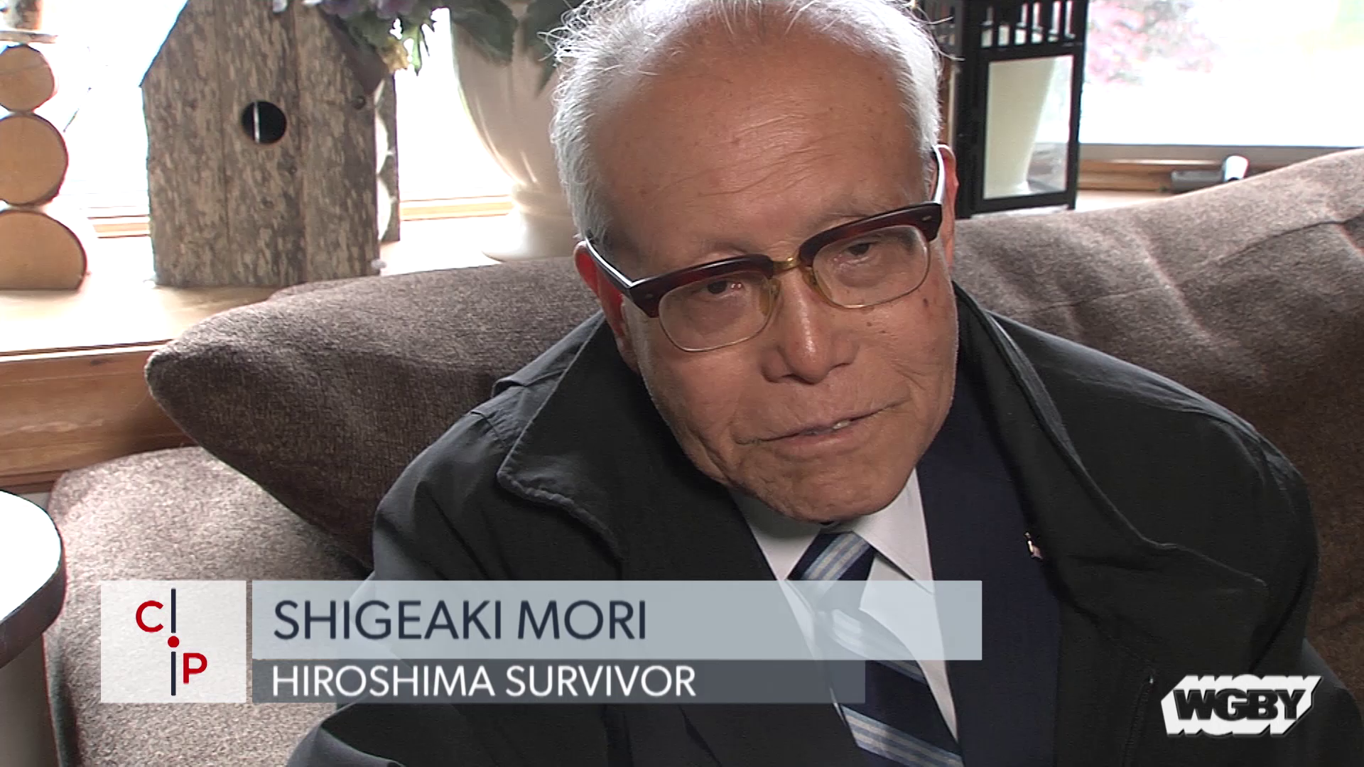 When the United States dropped an atomic bomb on the Japanese city of Hiroshima during WWII, several American prisoners of war were among those killed. A Japanese man who dedicated his life to finding those families is spending time with them in the United States, in his first ever visit to the country.