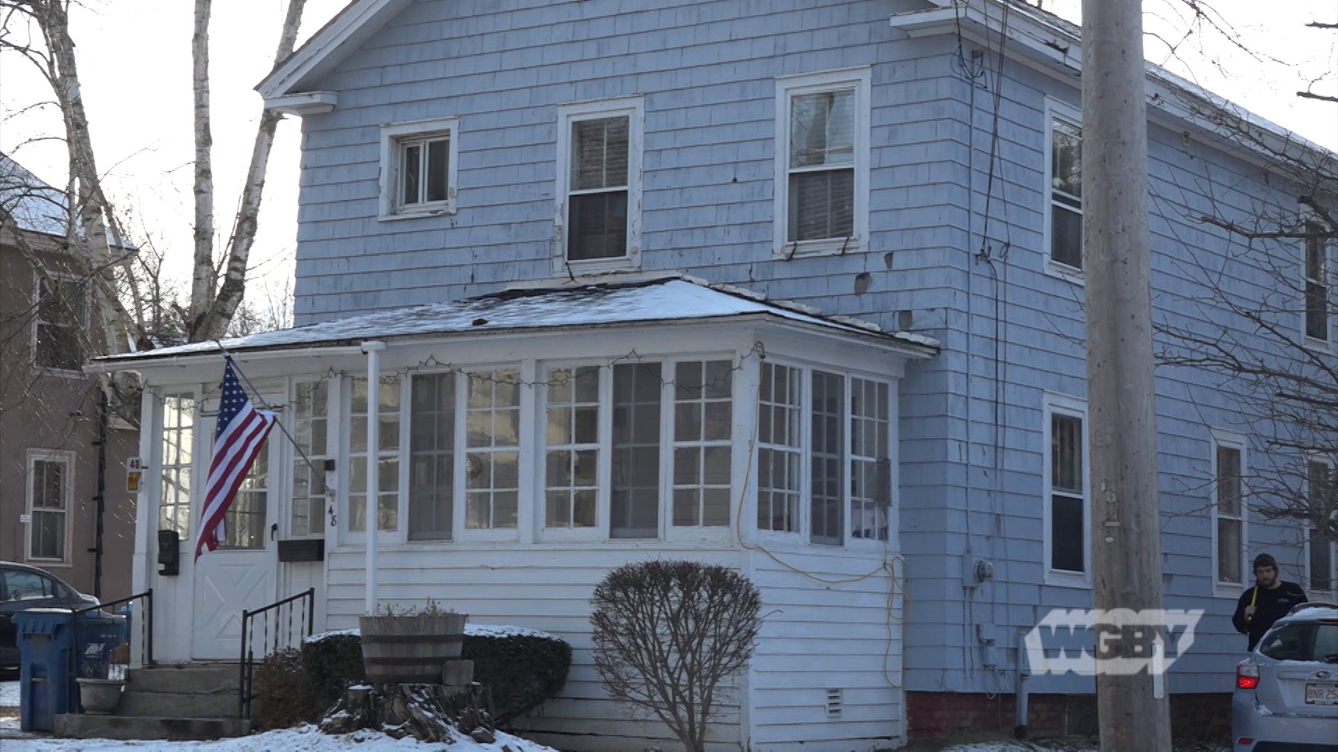 WATCH: In the wake of rising costs of living and stagnant wage growith, Brian Sullivan examines the state of affordable housing in Great Barrington, MA.