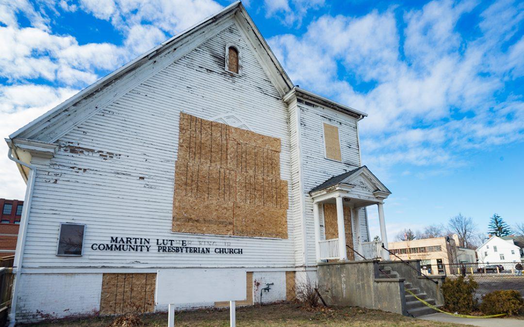 After Devastating Fire, MLK Presbyterian Church in Springfield Rebuilds