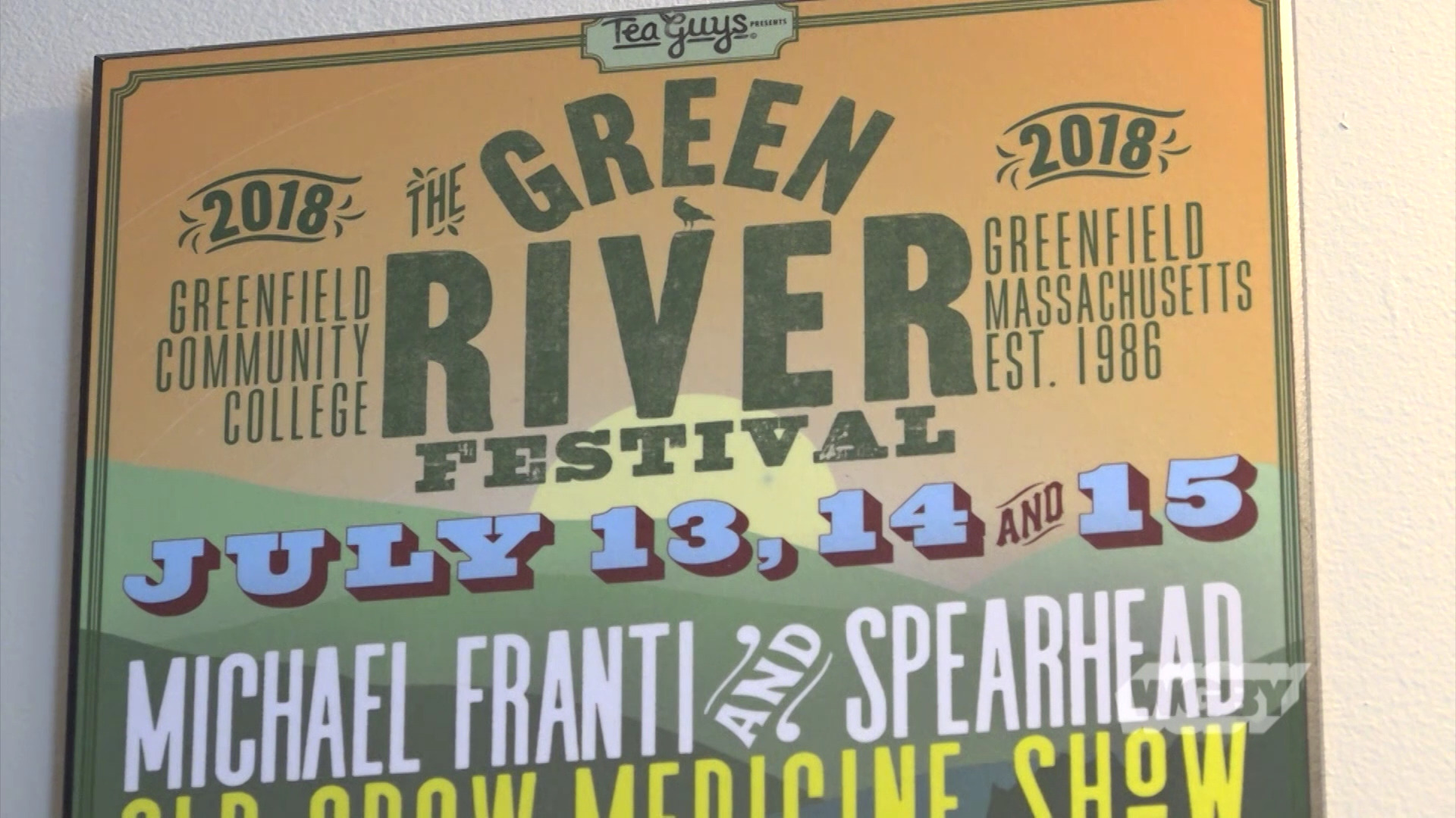 Annual Green River Festival Canceled