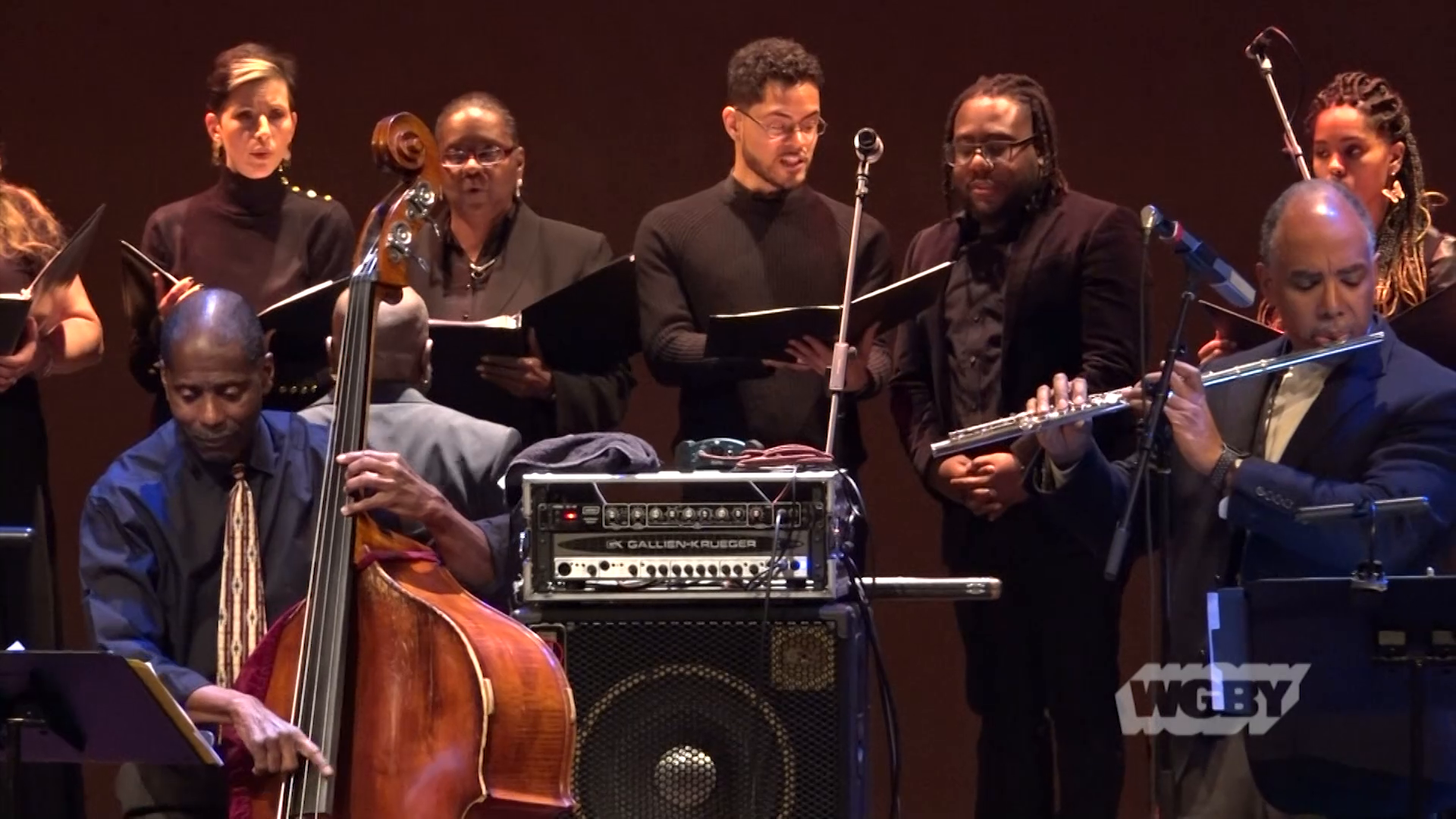 "Composer Avery Sharpe's ""400: An African Amerian Musical Portrait"" combines music with archival photographs to chronicle 400 years of slavery in the US."