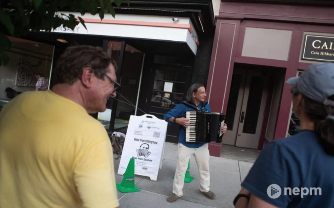 Berkshire Busk!: Street Performers Take Over Great Barrington