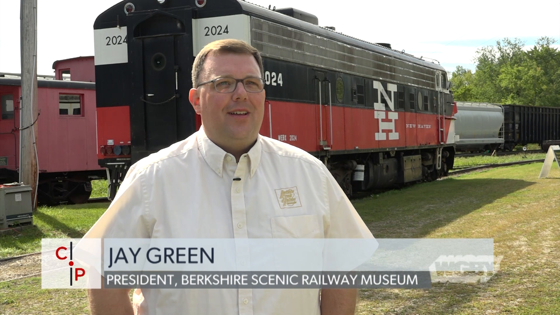 The Berkshire Scenic Railway Museum keeps the memory of the former rail line alive through exhibits and vintage train rides.