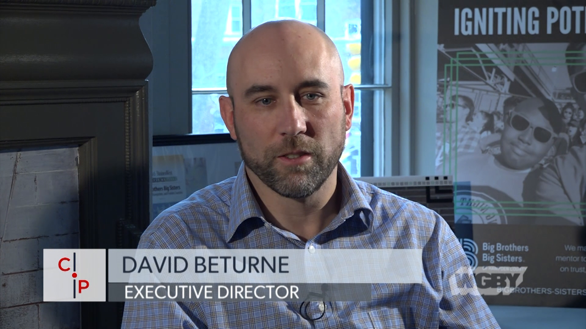 Big Brothers Big Sisters Executive Director David Beturne reflects on the organization's 50 years of connecting Hampden County children with adult mentors.