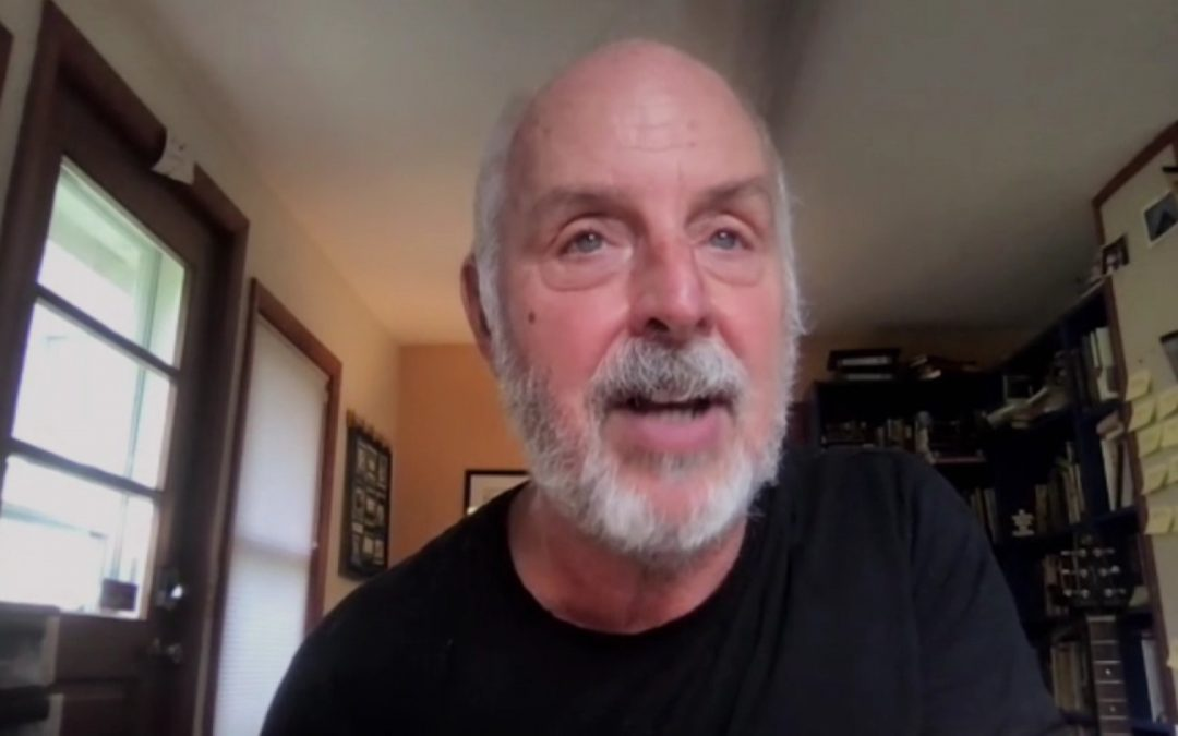"""Bill Harley Reads an Excerpt of """"Now You Say Yes"""" (Digital Exclusive)"""
