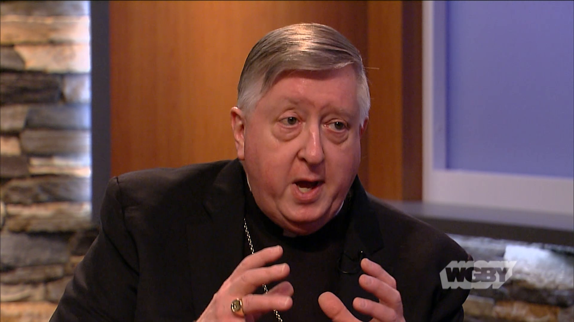Bishop Mitchell Rozanski discusses what the Roman Catholic Diocese of Springfield does to help local victims of clergy sex abuse.