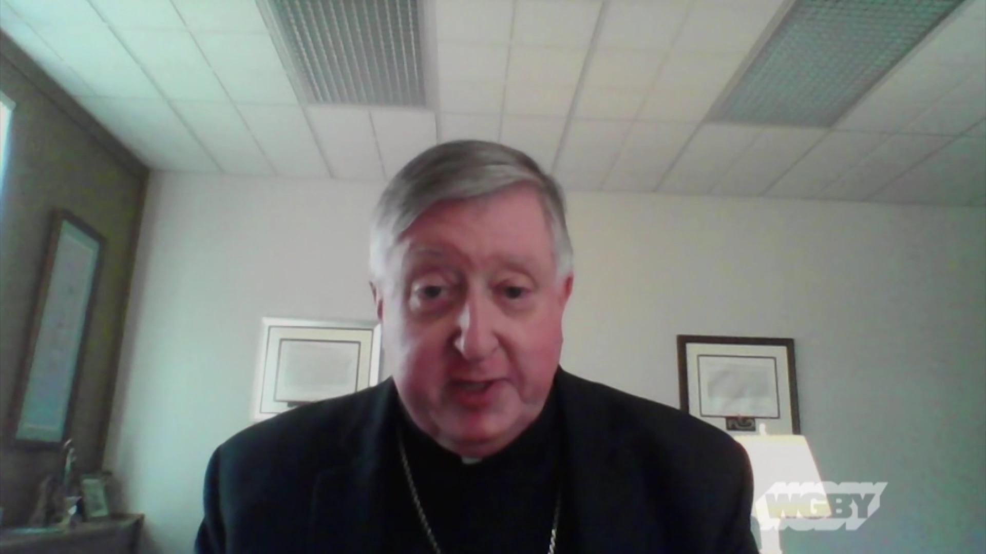Bishop Rozanski on Clergy Sex Abuse Taskforce & Church Reopening