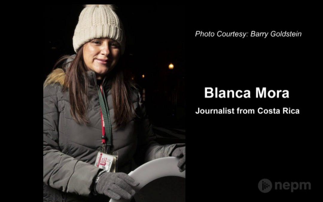 Blanca Mora