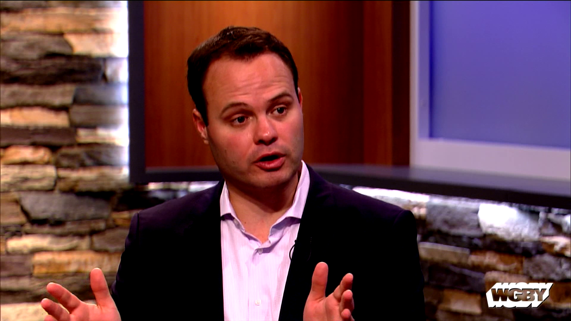 Senator Eric Lesser discusses why he supports the CARE Act, a bill that would increase funding and support to fight the opioid crisis in Massachusetts.