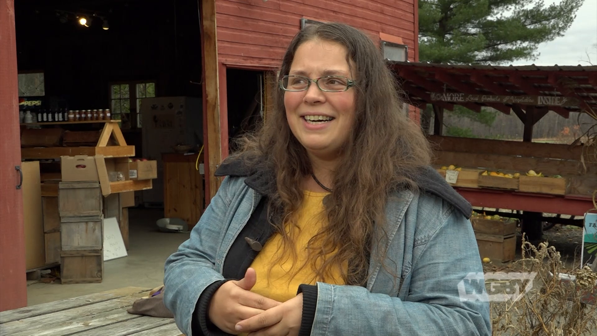 Disabled single mother Rebecca Martin shares her struggles with food insecurity as part of Field Notes, CISA's storytelling project about local agriculture.