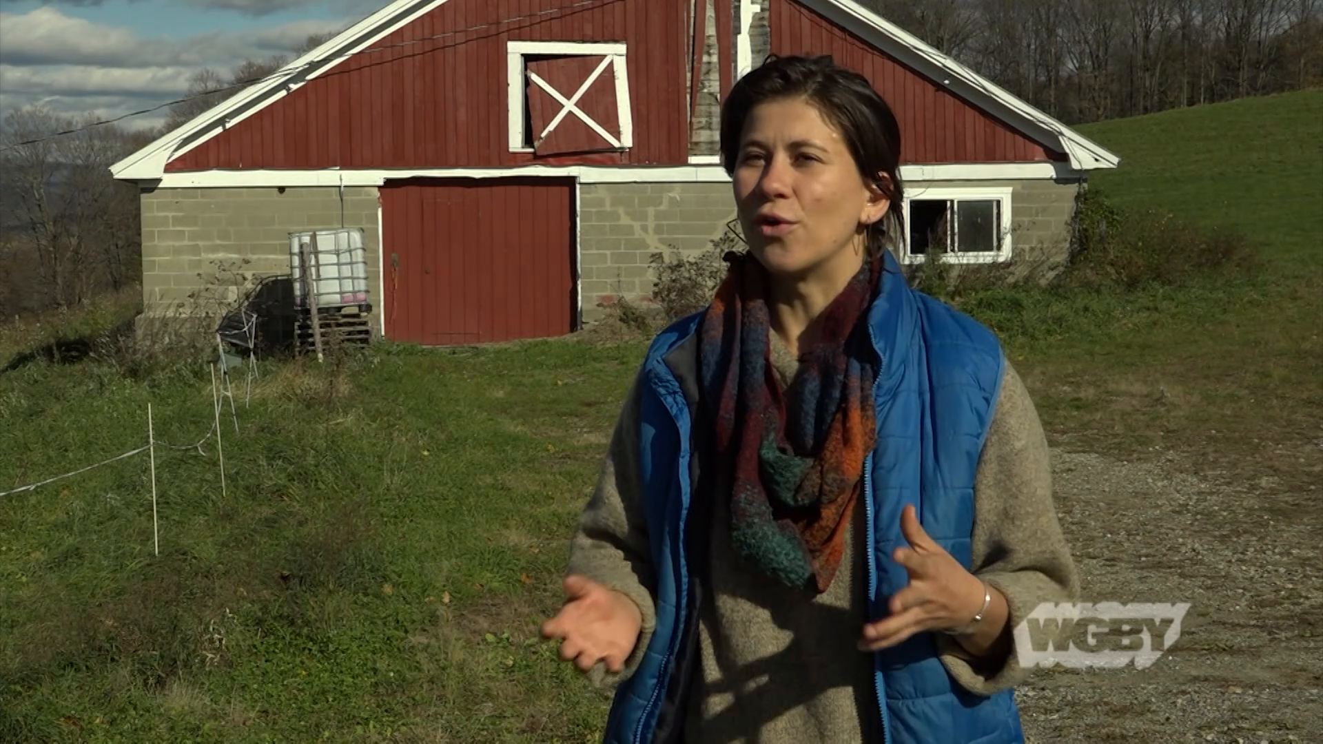 A part of CISA's Field Notes program, young farmer Meg Bantle shares her experience returning Adams, MA to help continue the legacy of the family farm.