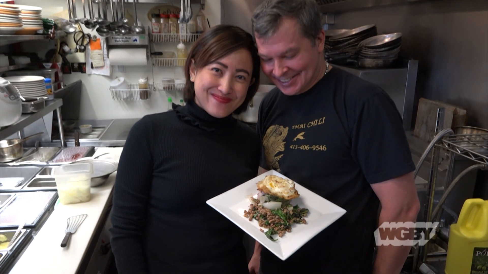 CISA Field Notes storyteller Supicha Hillenbrand shares how her love of Thai cuisine influences the food at Bottega Cucina and the Thai Chili food truck.