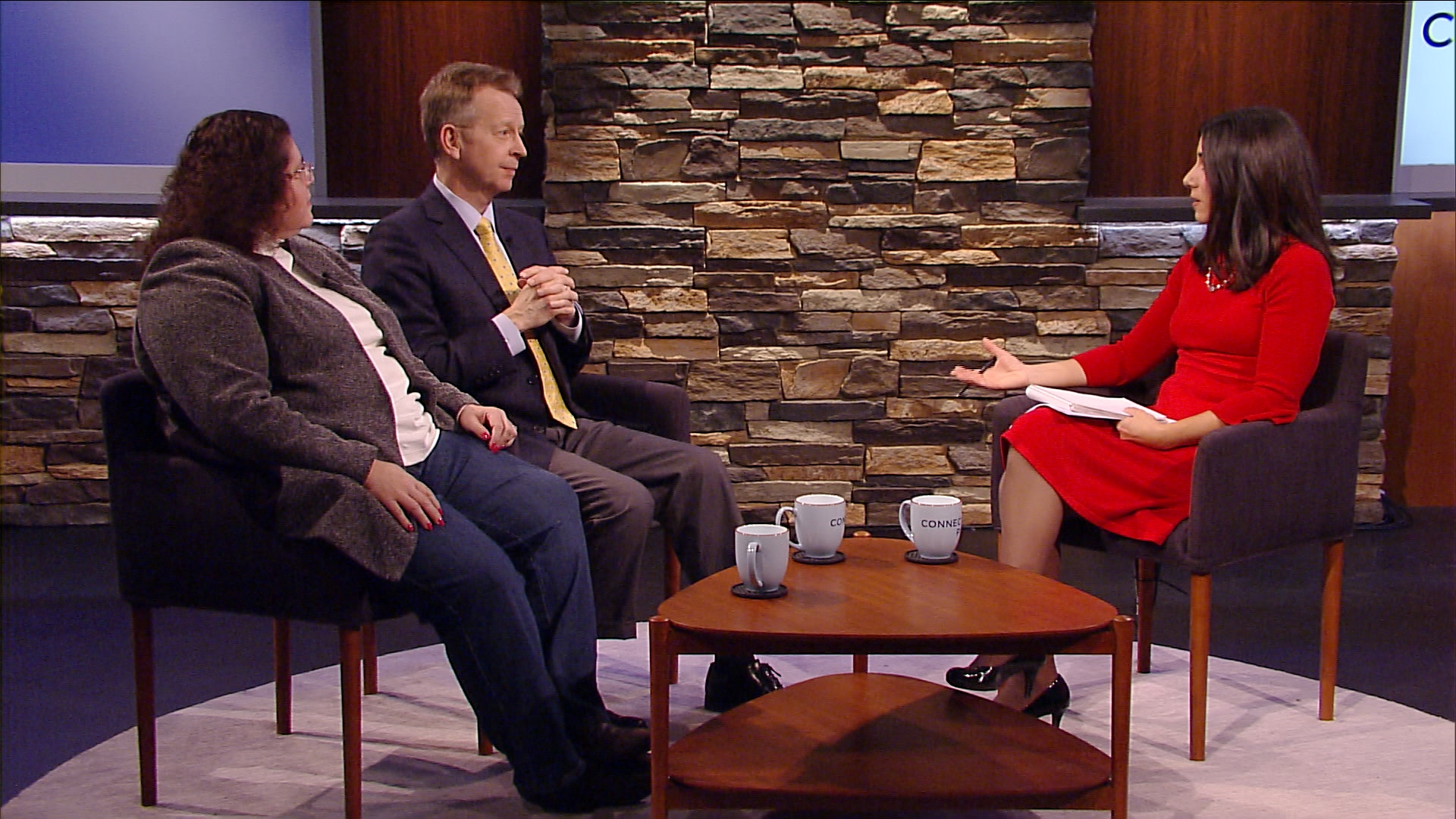 Retail Association of MA's Jon Hurst and small business owner Judy Herrell discuss the impact the new health care fee will have on small businesses.