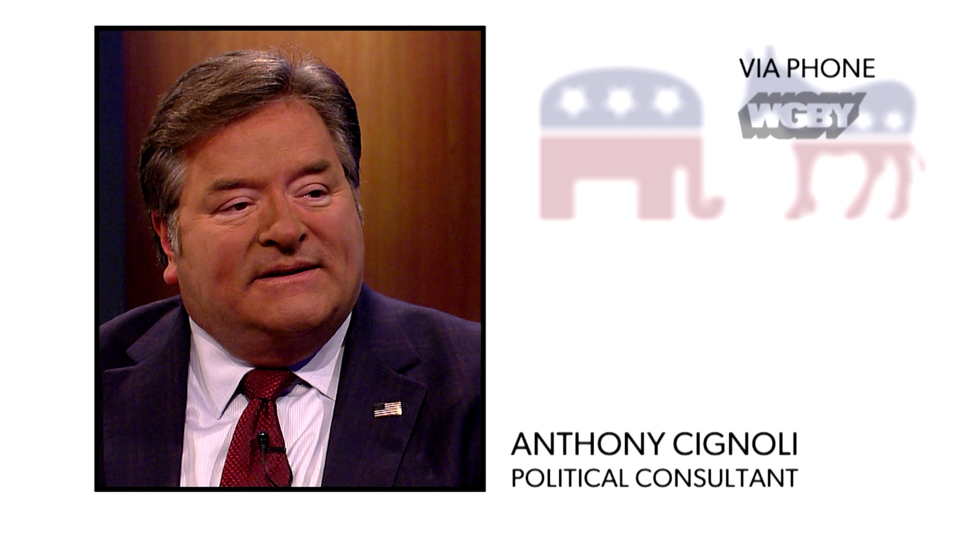 WATCH: Political consult Anthony Cignoli discusses virtual campaigning during a pandemic and the state of the 2020 race for president.