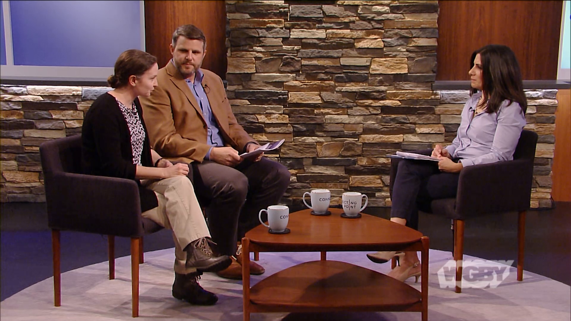 Smith College's Katharine Sims & conservationist Spencer Meyer discuss their study on how land conservation projects fostered job growth in New England.