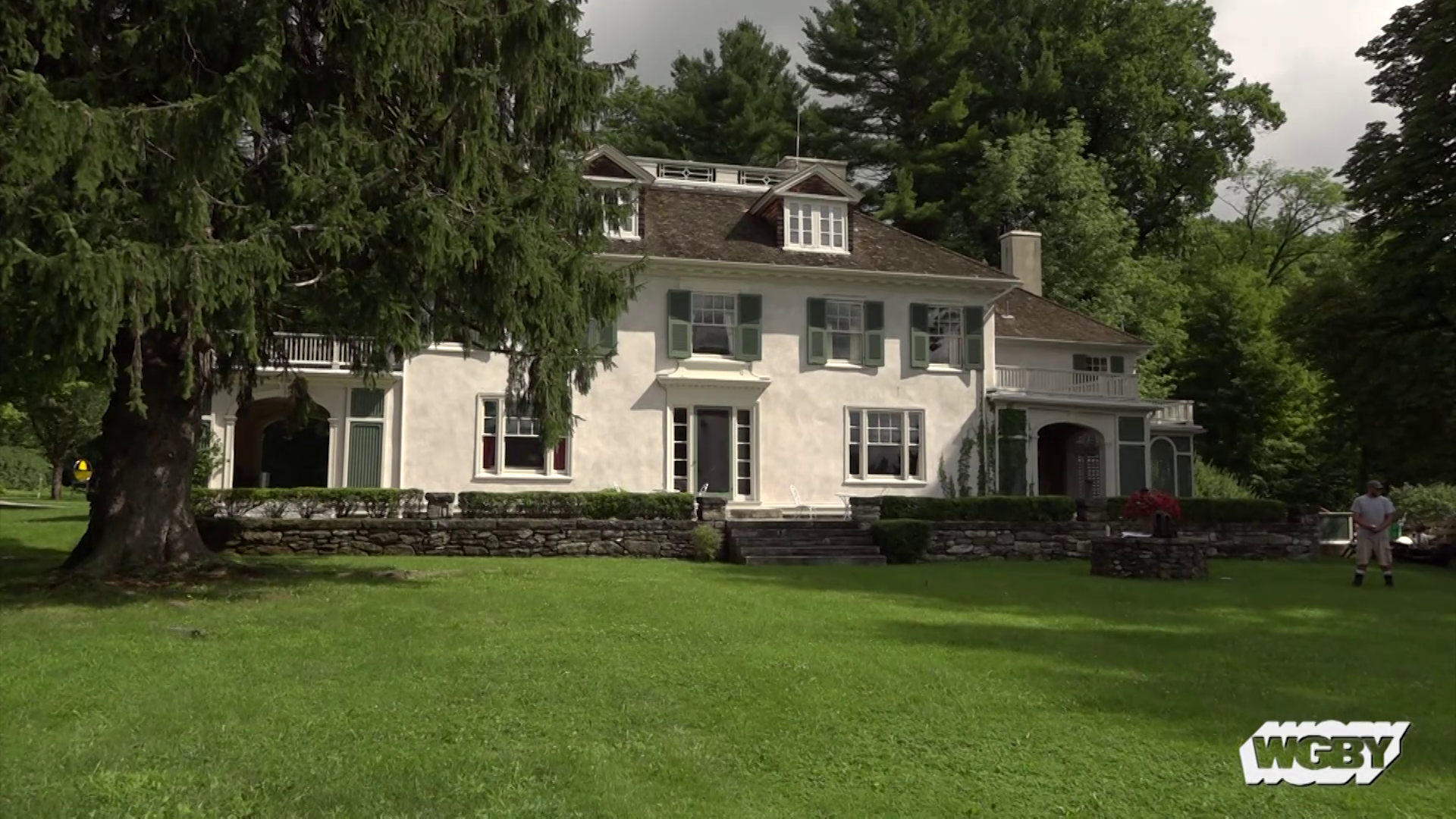 Chesterwood, the country retreat of Daniel Chester French located in Stockbridge, MA, is where the Lincoln Memorial sculptor crafted many of his works.