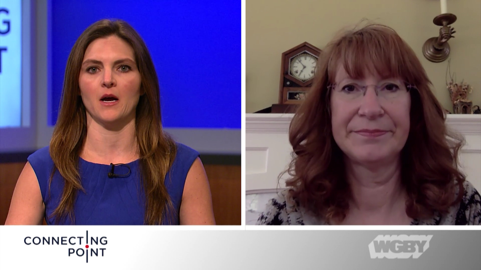 Common Cause Massachusetts' Pam Wilmot discusses the compromise needed to expand the state's vote by mail system ahead of the election