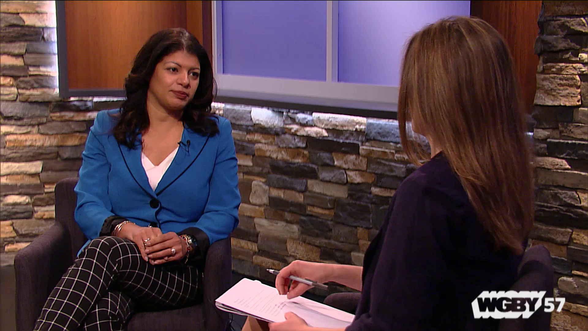 Waleska Lugo-DeJesús, Project Director of the Healing Racism Institute of Pioneer Valley, discusses how the organization helps leaders throughout the region to understand the root causes of racism. The Institute also facilitates personal and organizational strategies designed to overcome the impact of racial bias.