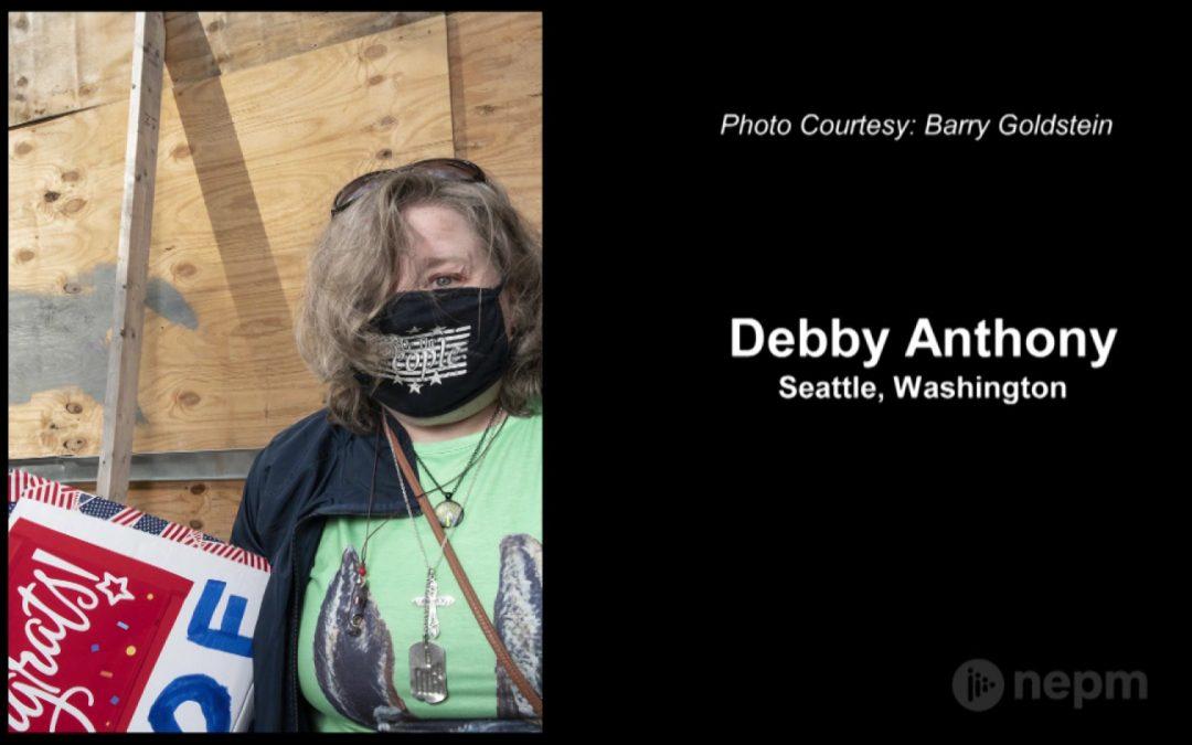 Debby Anthony