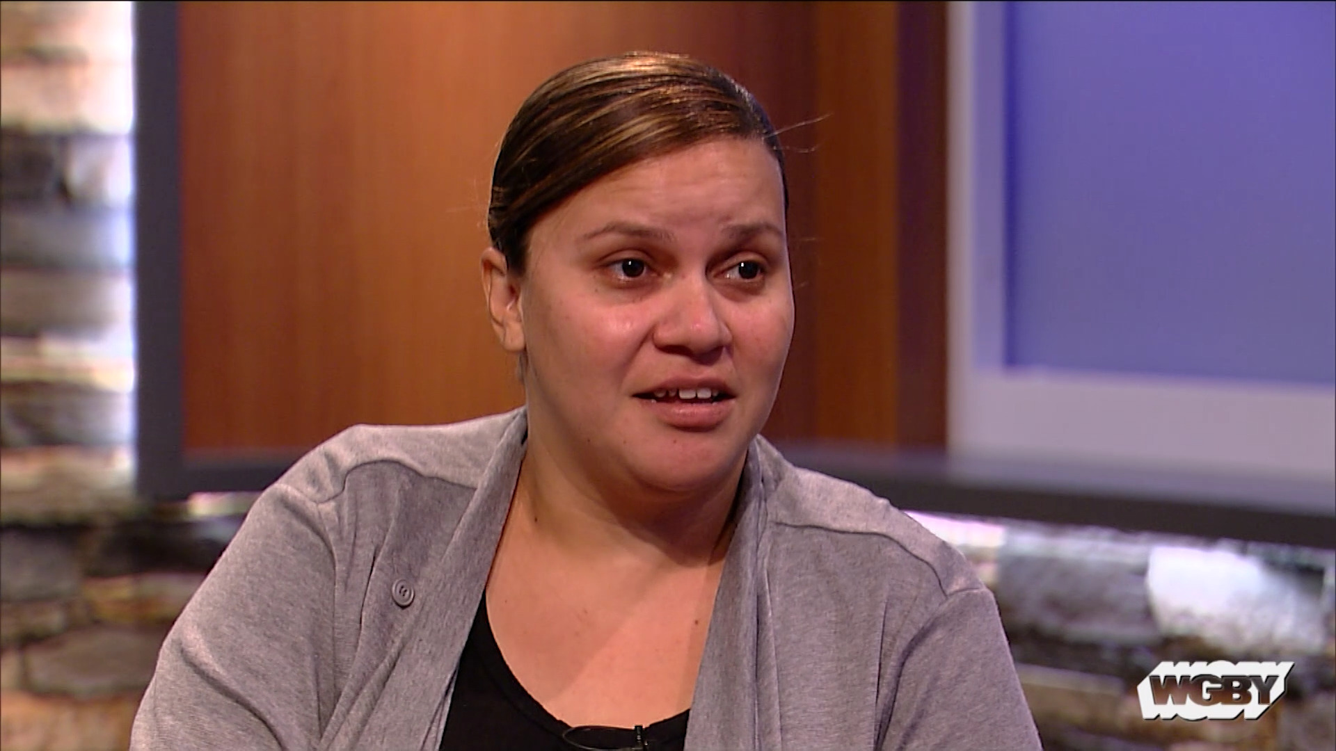 Like thousands of Puerto Ricans, Joanna Colon was displaced by Hurricane Maria. Colon shares how the storm changed the lives of her entire family.