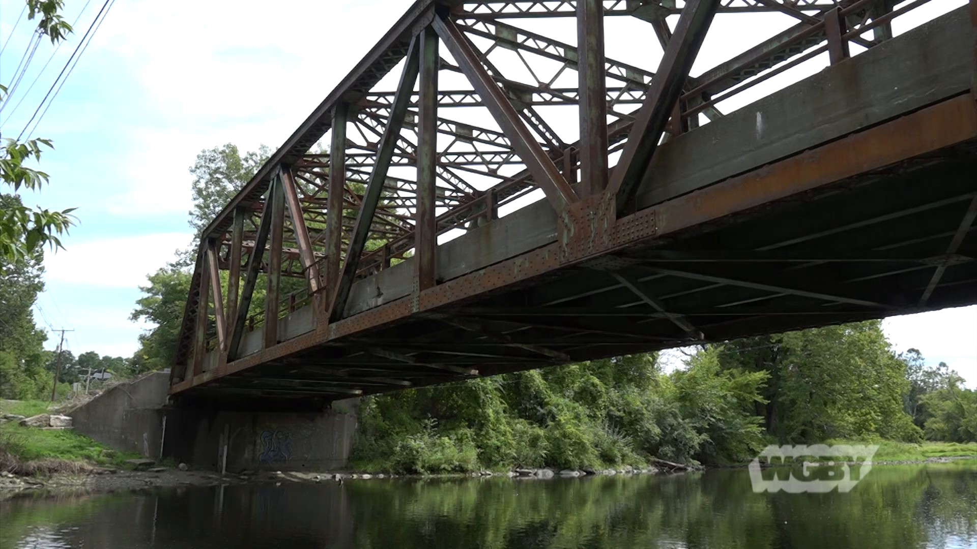 Brian Sullivan examines how the closure of the Division Street Bridge in Housatonic will impact local businesses like Taft Farms in Great Barrington, MA.