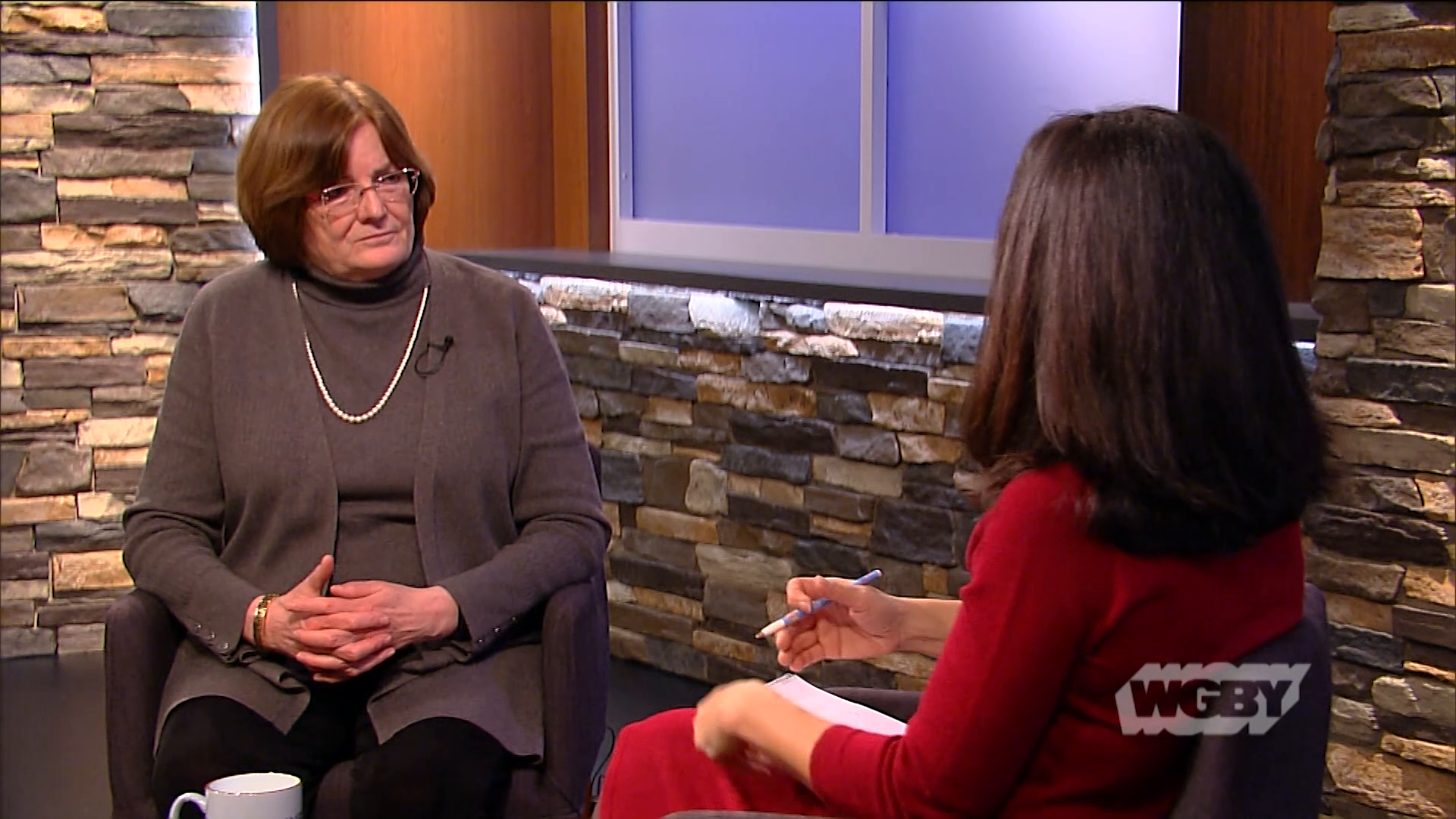 WCA Western Mass's Elizabeth Dineen sheds light on local programs to help women and men who are victims of domestic violence.