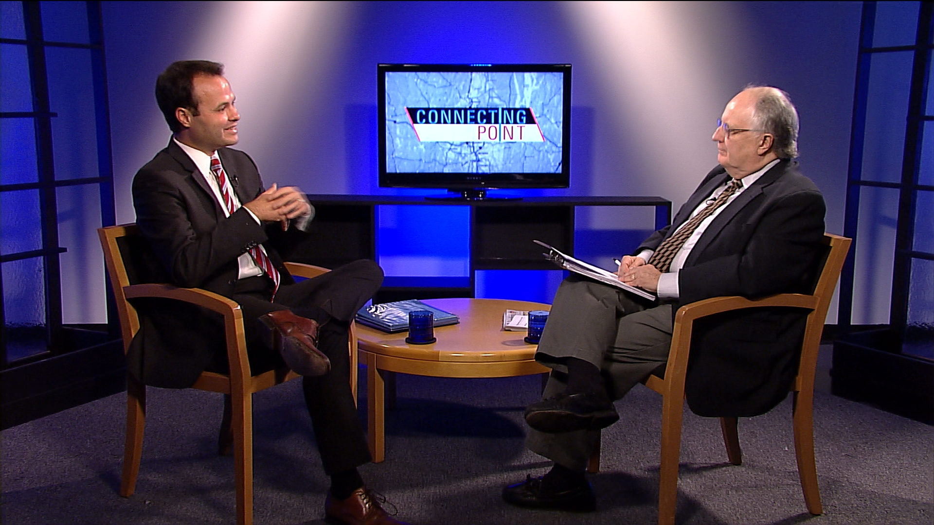 Sen. Eric Lesser discusses his work with the Democratic National Convention Platform Committee, and his participation at the 2016 Convention.