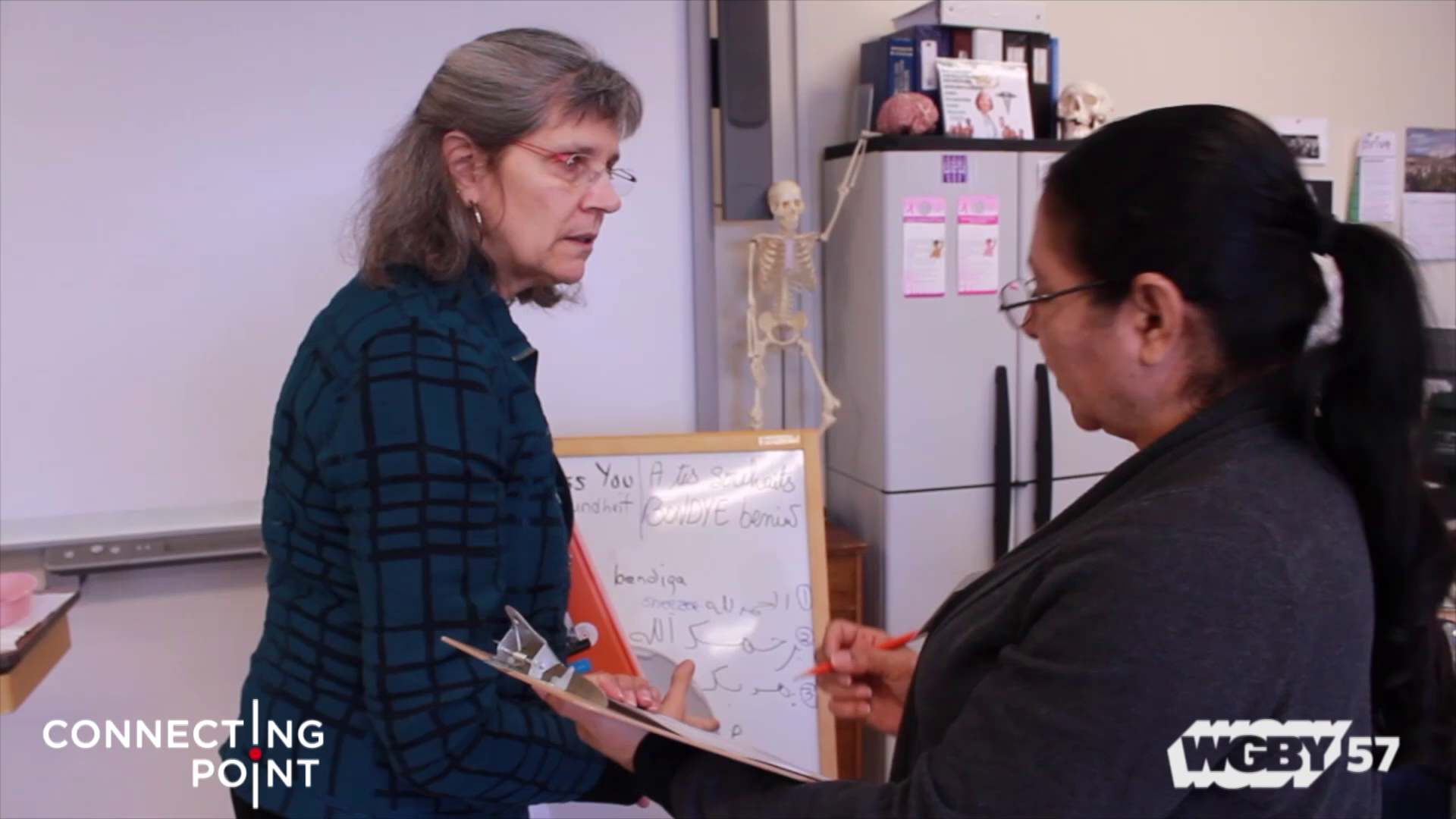 ESOL Home Health Aide and CNA Program at HCC — Connecting Point