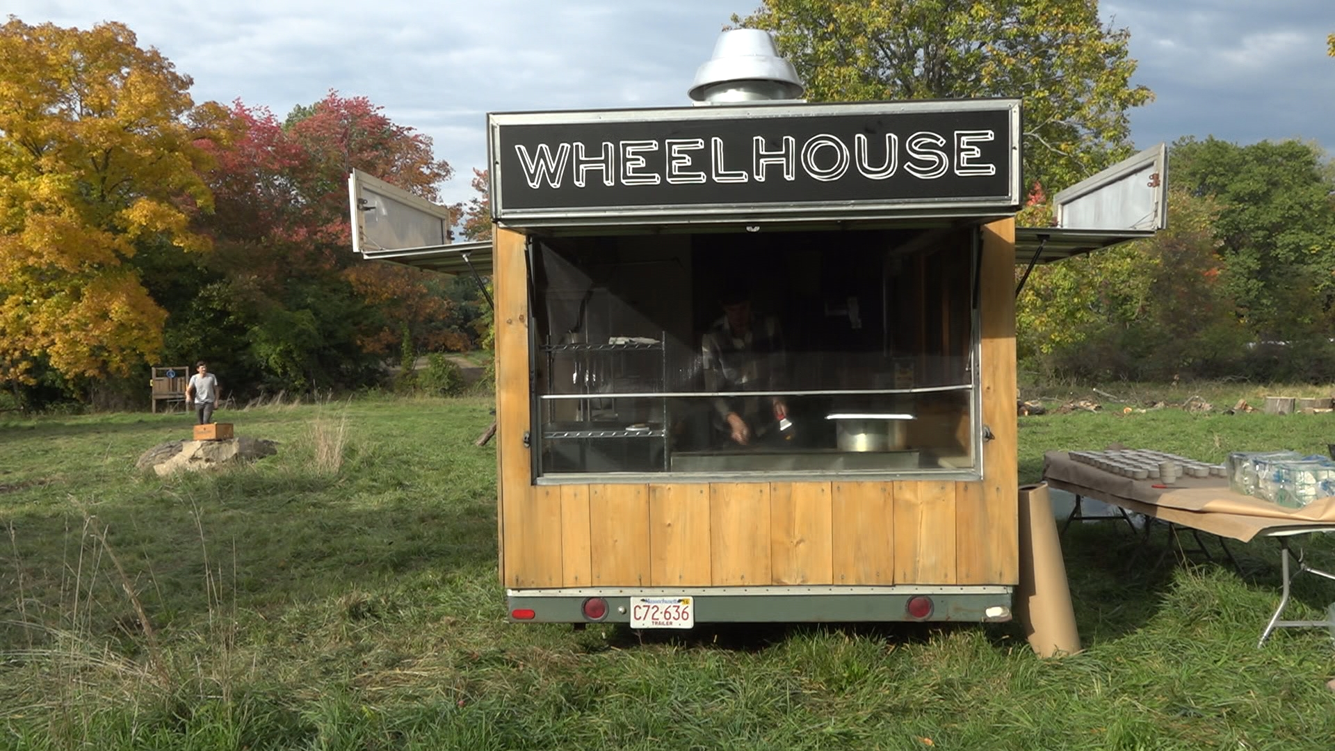 Jake Mazar & Will Van Heuvelen founded Wheelhouse, a farm-to-table caterer & food truck, to emphasis the value of locally-sourced food.