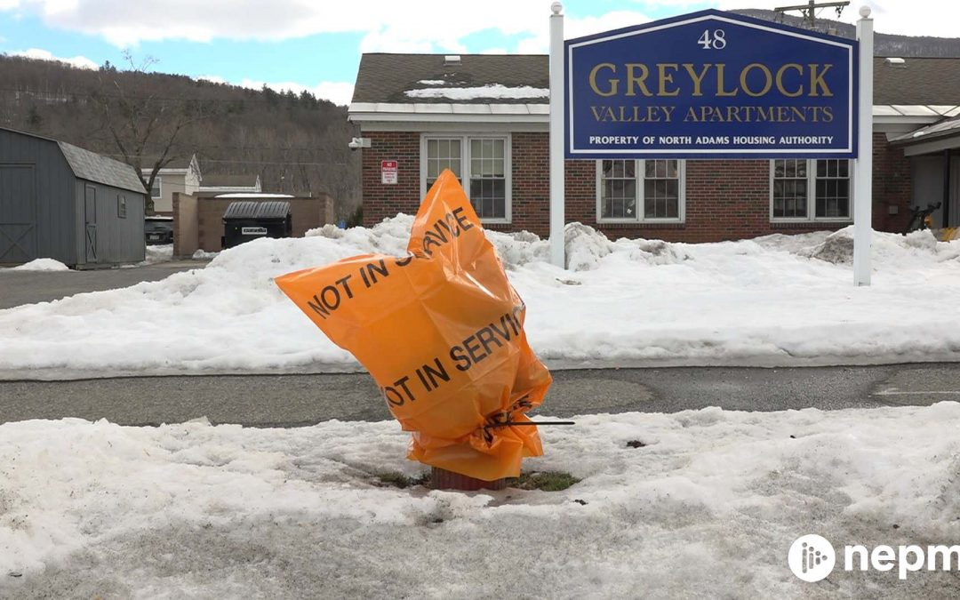 Fixing Faulty Fire Hydrants in North Adams