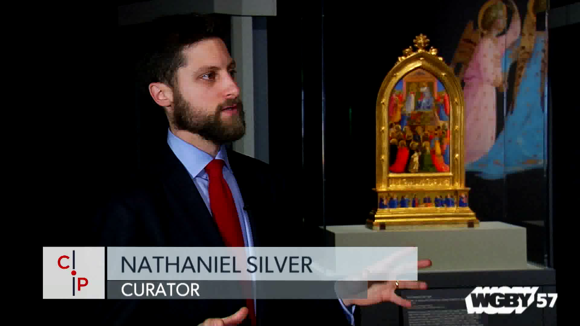 Renaissance painter Fra Angelico has been a favorite of Popes from the 1400s to John Paul the Second. For the first time in 200 years, four of his most significant works are reunited at the Isabella Stewart Gardner Museum in Boston. Connecting Point's Jared Bowen takes us on a trip to see the exhibit.