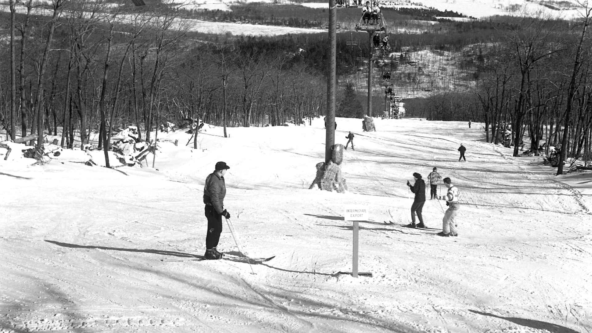 Take a trip down the slopes of Mt. Tom Ski Area, a gone but not forgotten landmark in Holyoke, MA that operated for nearly 35 years before closing in 1998.