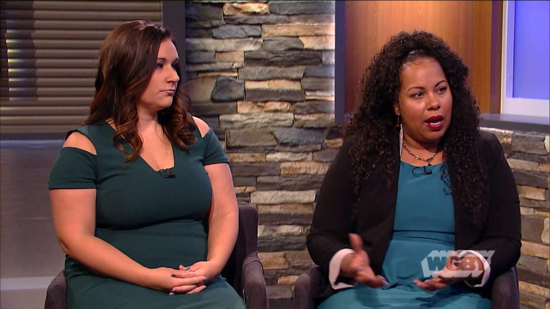 WATCH: Gandara Center's Jade Rivera-McFarlin & Corinne Dumont share how the organization is assisting with earthquake relief efforts in Puerto Rico.