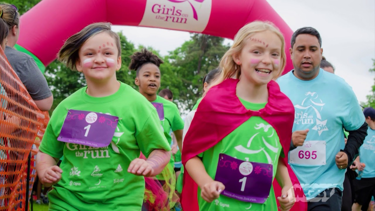 WATCH: Learn how Girls on the Run Western Mass moved their annual 5K online and how the organization is continuing to make a difference during the pandemic.