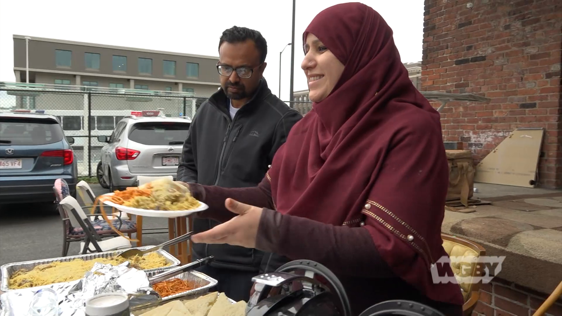 Seeing a need in their local community, Khuram & Sadia Abbasi began offering a free community lunch at their furniture store in Springfield on Fridays.