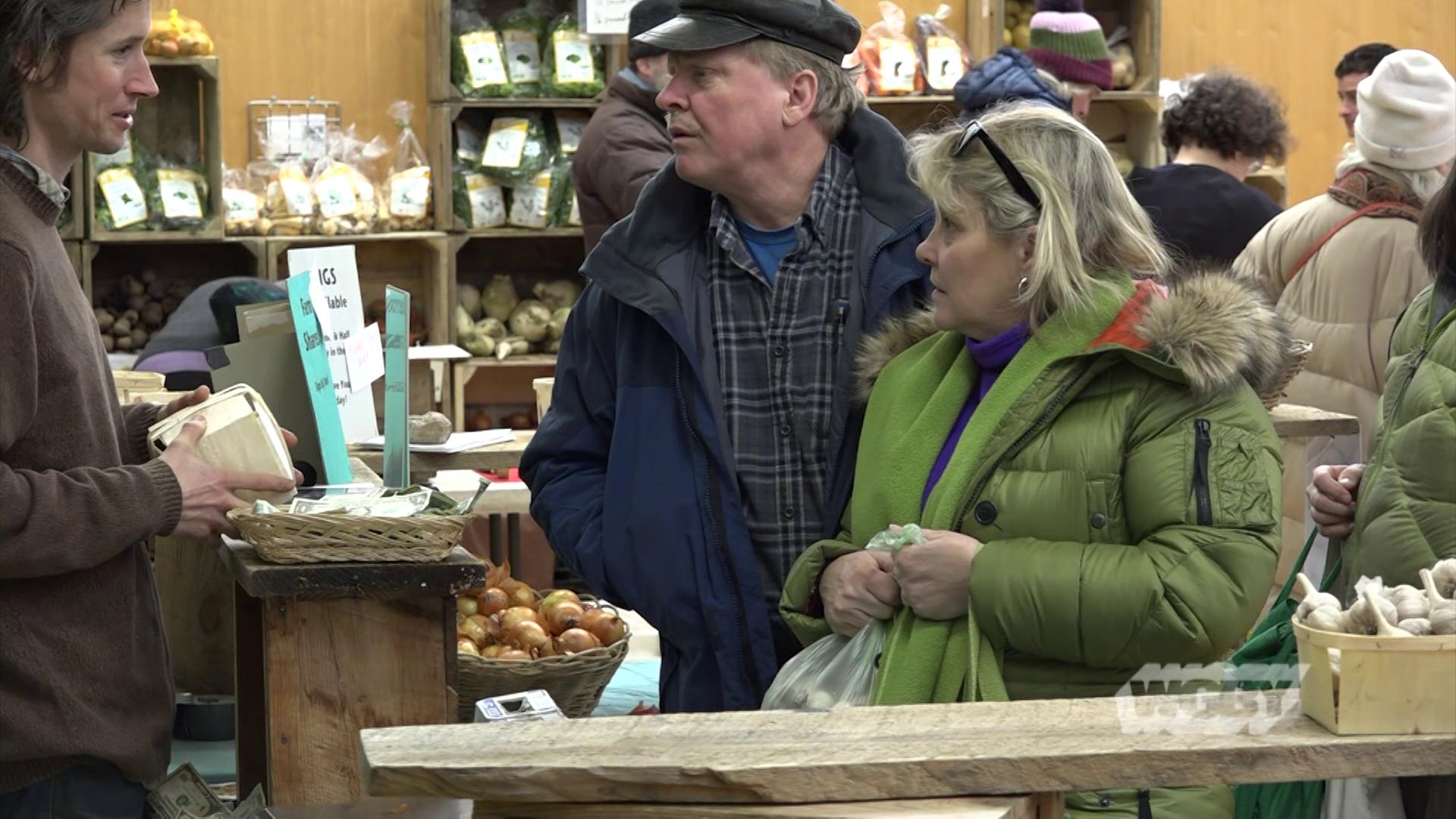 Greenfield Winter Farmers Market (Winters Farmers Markets Pt.2)