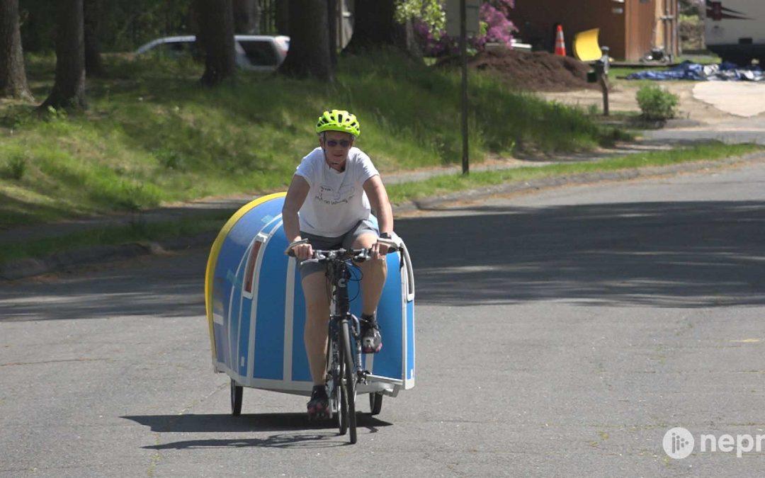 Hope on Wheels Provides Housing Pods to Homeless