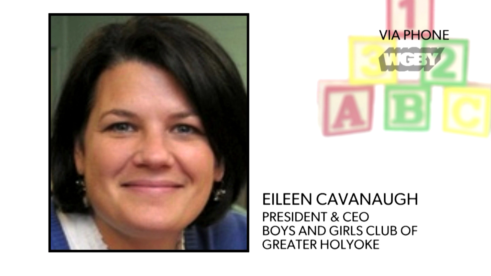 Boys & Girls Club of Greater Holyoke's Eileen Cavanaugh discusses the organizations emergency childcare services for first responders and essential workers.