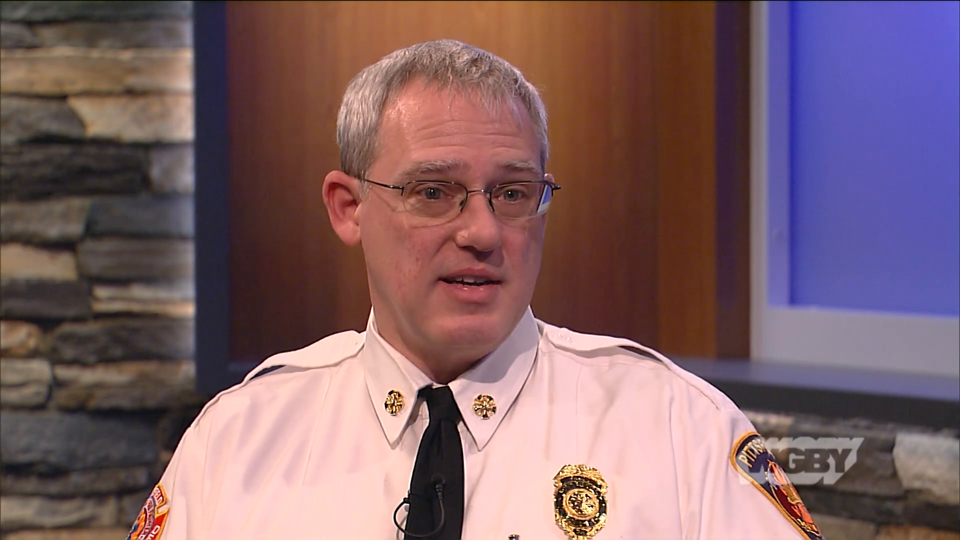 Pittsfield Fire Chief Thomas Sammons discusses the recent spate of house fires and offers some simple home fire safety tips to prevent house fires.