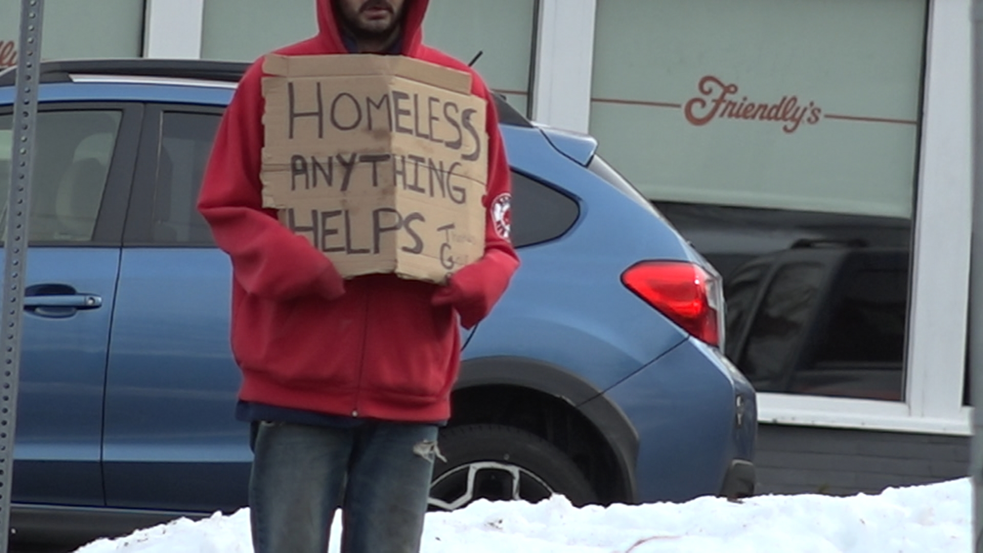 In part 2 of a series on homelessness in western Mass, we take viewers inside homeless shelters in Berkshire and Franklin counties.