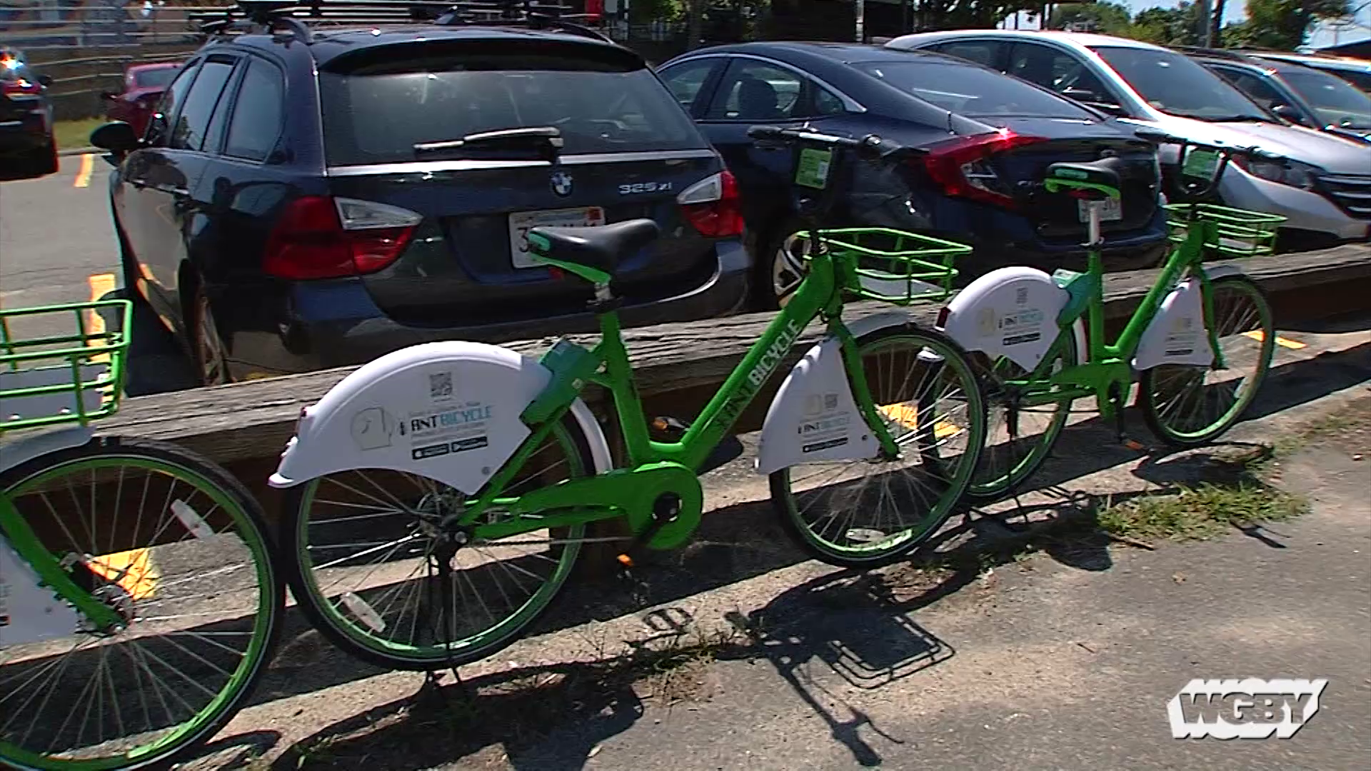 Once the only game in town, Boston-based bike share company Hubway is facing new competition as new bike share companies set up shop in the city.