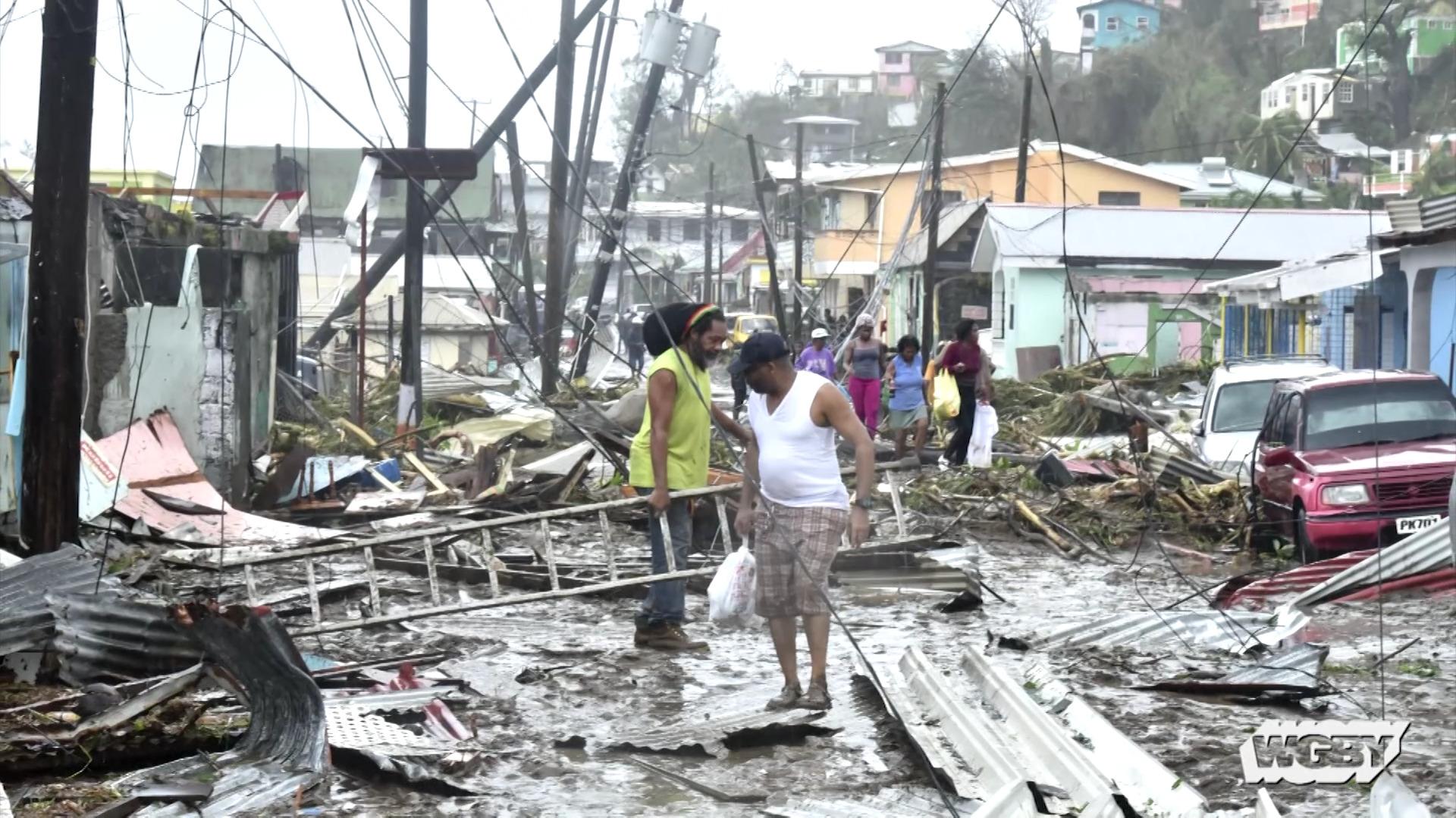 Hurricane Maria: A Look Back / Una mirada atrás