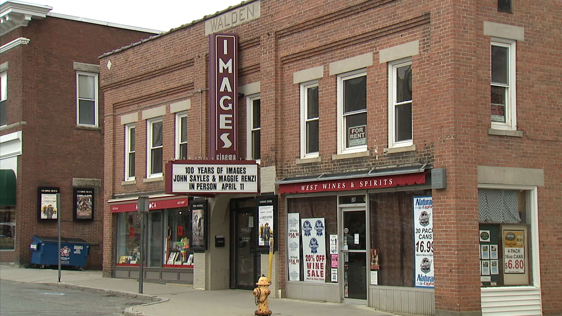 Featuring a mix of foreign, classic, & modern films, Images Theater has thrived as an independent in a world of blockbusters and cinemaplexes for 100 years.